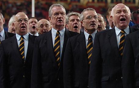 Treochry Male Voice Choir