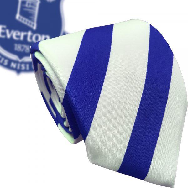 Everton FC Style Football Tie