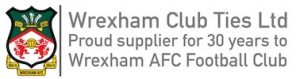 Proud supplier for 30 years to Wrexham AFC Football Club